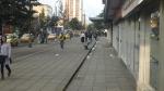 Basura en las Calles de Chapinero