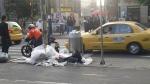 Las calles vueltas basurero 2