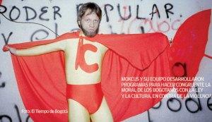 Mockus como Súper Cívico