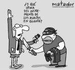 Inseguridad Democrática, Julio 10 de 2008, El Tiempo