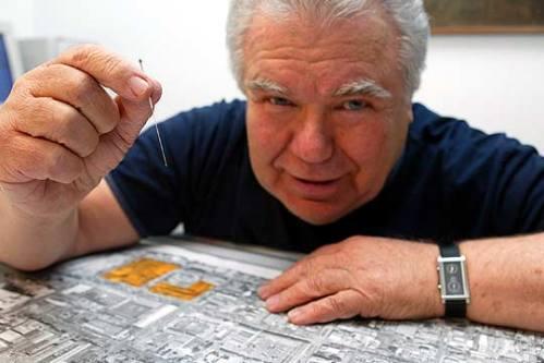Jaime Lerner-Exalcalde de Curitiba, Brasil, Arquitecto y Urbanista