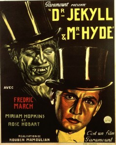 1931 Dr Jekyll and Mr Hyde