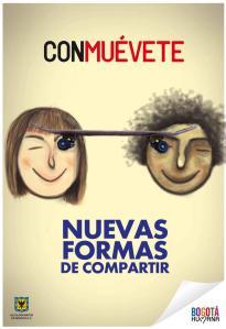 #conMUÉVETE: Nuevas Formas de Compartir