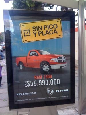 Sin Pico y Placa 2011