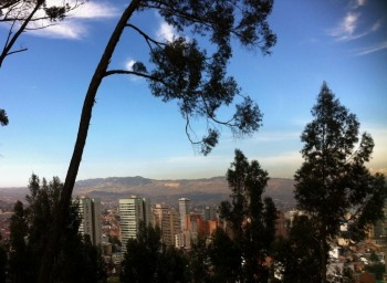 Bogotá Cielo Azul