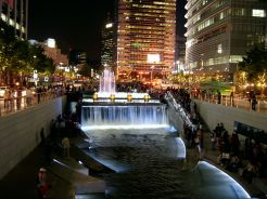 Cheonggyecheon Restoration Project