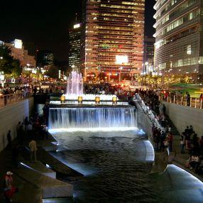 Cheonggyecheon Restoration Project